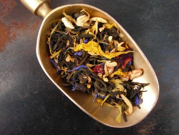 Weisser Tee Blume von Lübeck