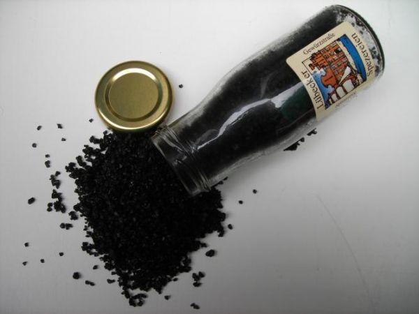Schwarzes Hawaii- Salz 160g