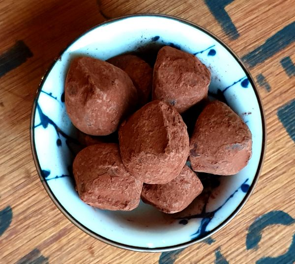 Kakaotrüffel Chili 125g