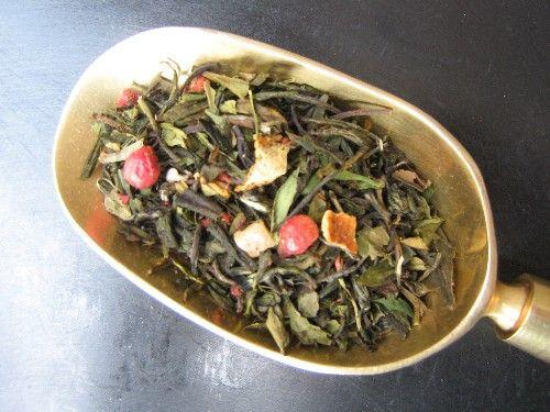 Weisser Tee Kaiser von China