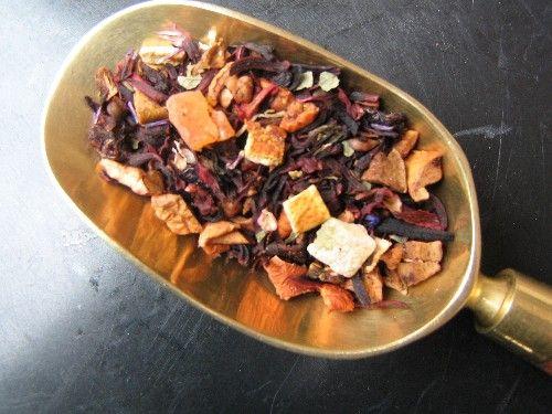 Lübecker Früchtecocktail