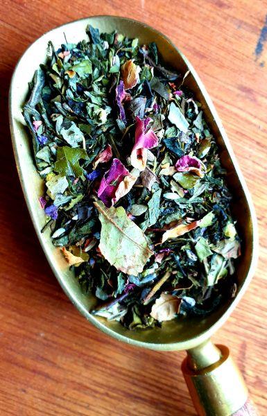 Cleopatras Beauty Weißer Tee