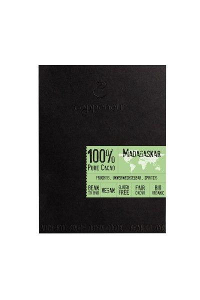 Coppeneur Crue de Cao Madagaskar 75% Dark 50g