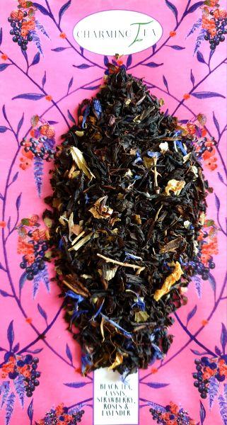 Lavendel Cassis Charming Tea 100g