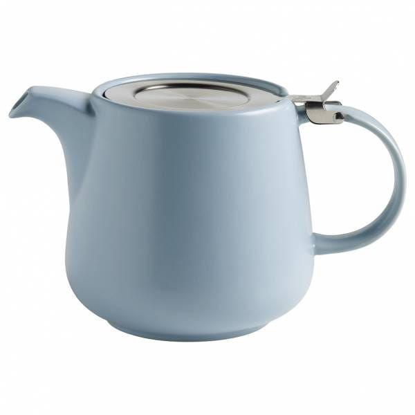Teekanne Skandinavien hellblau 0,6 Liter