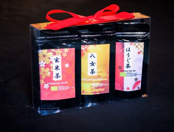 Japan Sencha- Tee- Set
