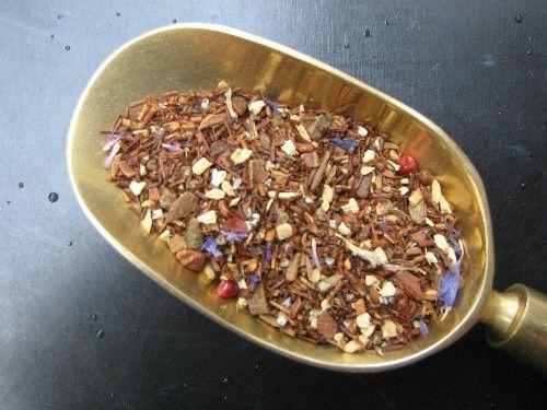 Rotbusch Chai Sansibar