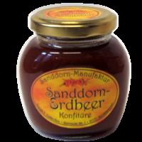 Sanddorn- Erdbeer- Konfitüre