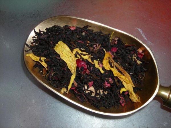 Cranberry- Pfirsich