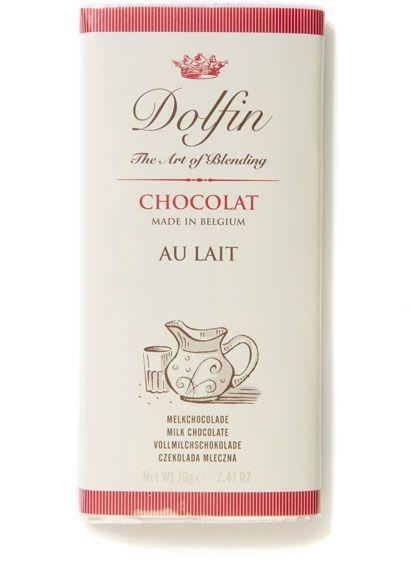Dolfin Vollmilchschokolade 32%